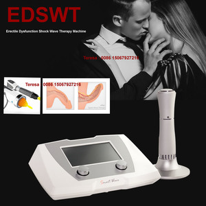 BS-SWT2X Painless Medical ed shock wave therapy machine High effect on impotence treatment