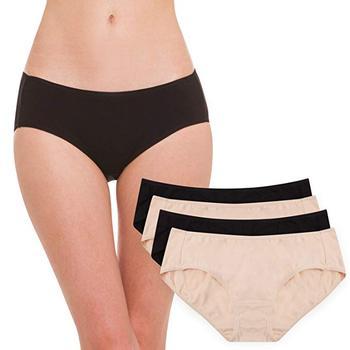 1763ea9c546 Black teen girl panties 100cotton pure color young girls underwear panties  bulk. View larger image