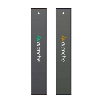 Jinjia 2019 High quality all in one  vapor pen kit 1.2ml disposable pod e-cigarettes better than JUUL