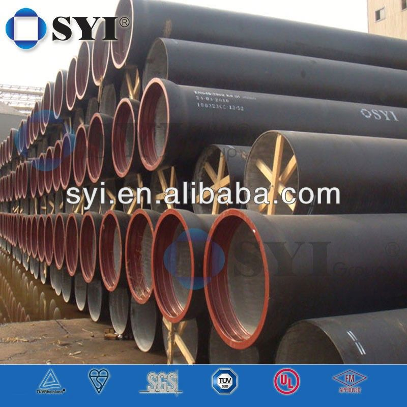 water pipeline & trading companies -SYI Group