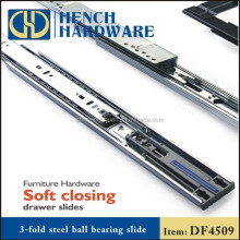 Soft Closing Table Extension Slide