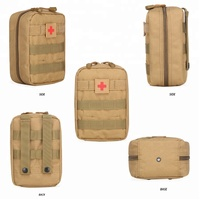 Medical First Aid Pouch Medical Emergencies Bag Survival Kit Car kit