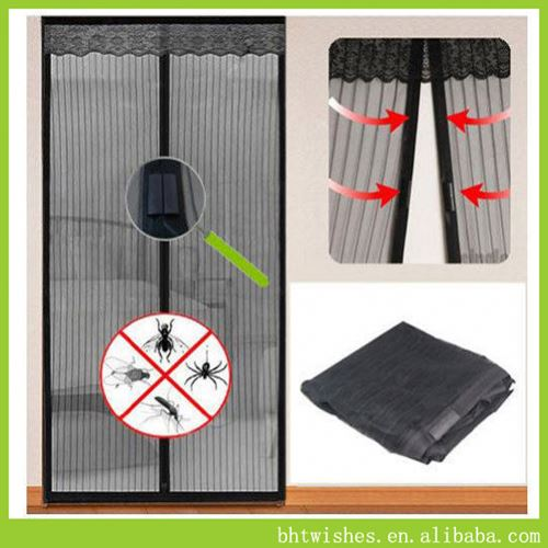 mosquito mesh for door with magnets ,BHT133 mosquito nets for window