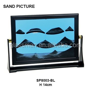 moving sand picture moving sand picture suppliers and manufacturers at alibabacom - Moving Picture Frames