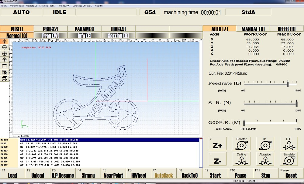 Ncstudio cnc control card for waterjet cutting machine view ncstudio cnc control card for waterjet cutting machine wiring diagram cheapraybanclubmaster Images