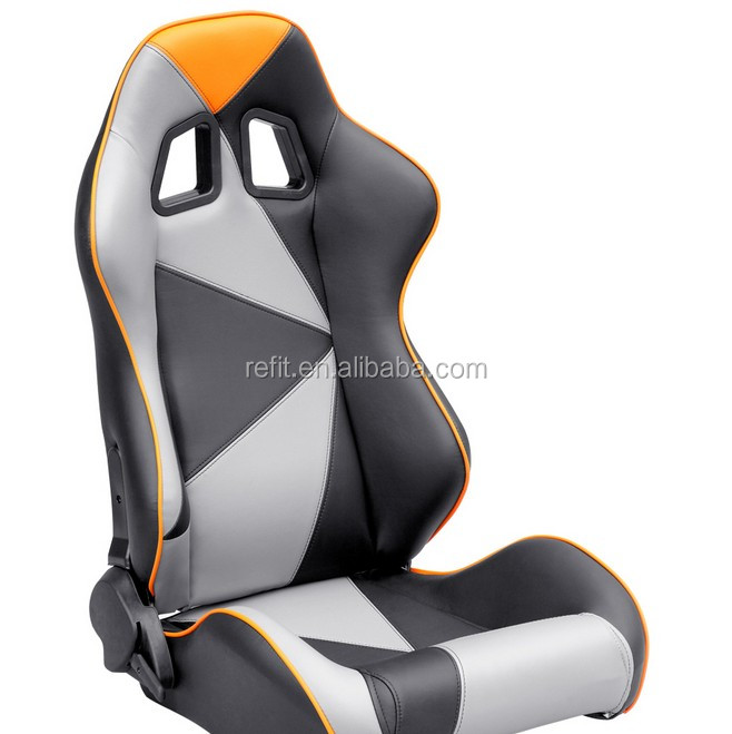 Modified automobile part car leather seat for adult