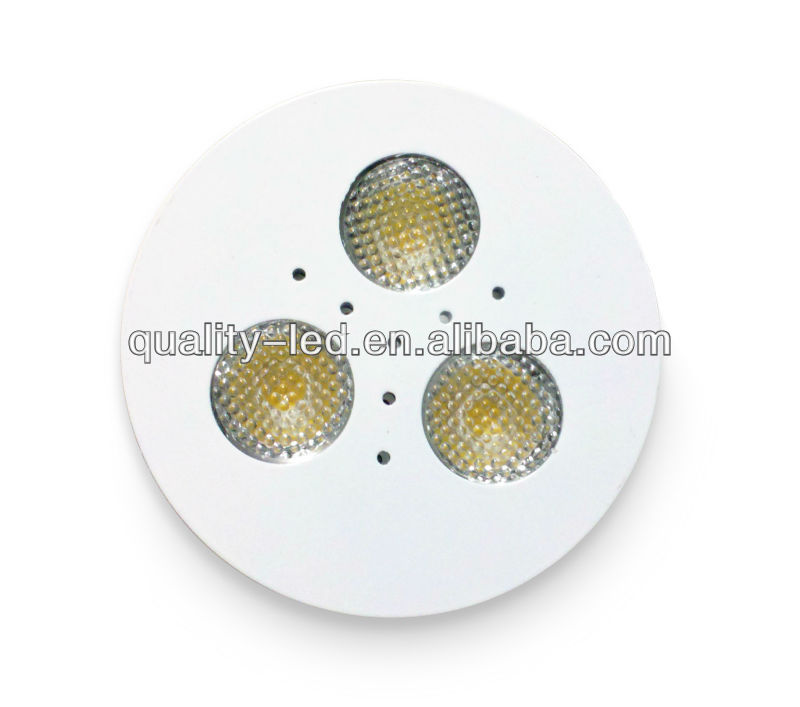 UL list LED puck cabinet light with high quality Edison or Cree LED