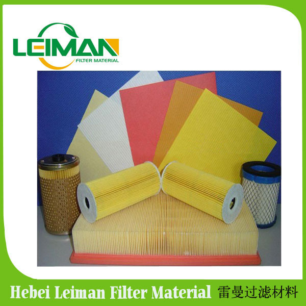 Supply wood pulp air filter paper oil filter paper/air filter paper/fuel filter paper