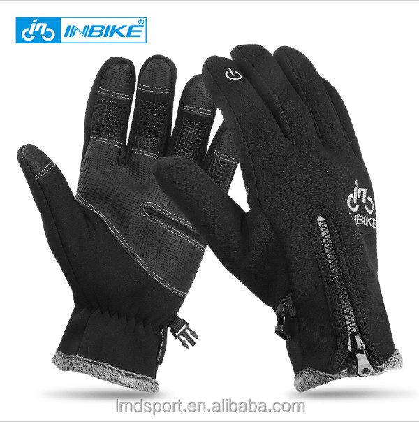 2016 Professional Winter Cycling Gloves Customized Cycling Gloves