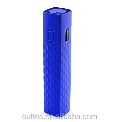 2014 new products mini power bank, 2600mah power bank, manual for power bank for automobile
