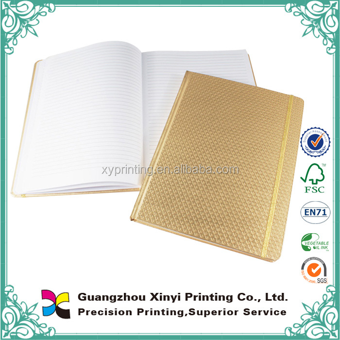 Professional supplier offset print small size paper note book