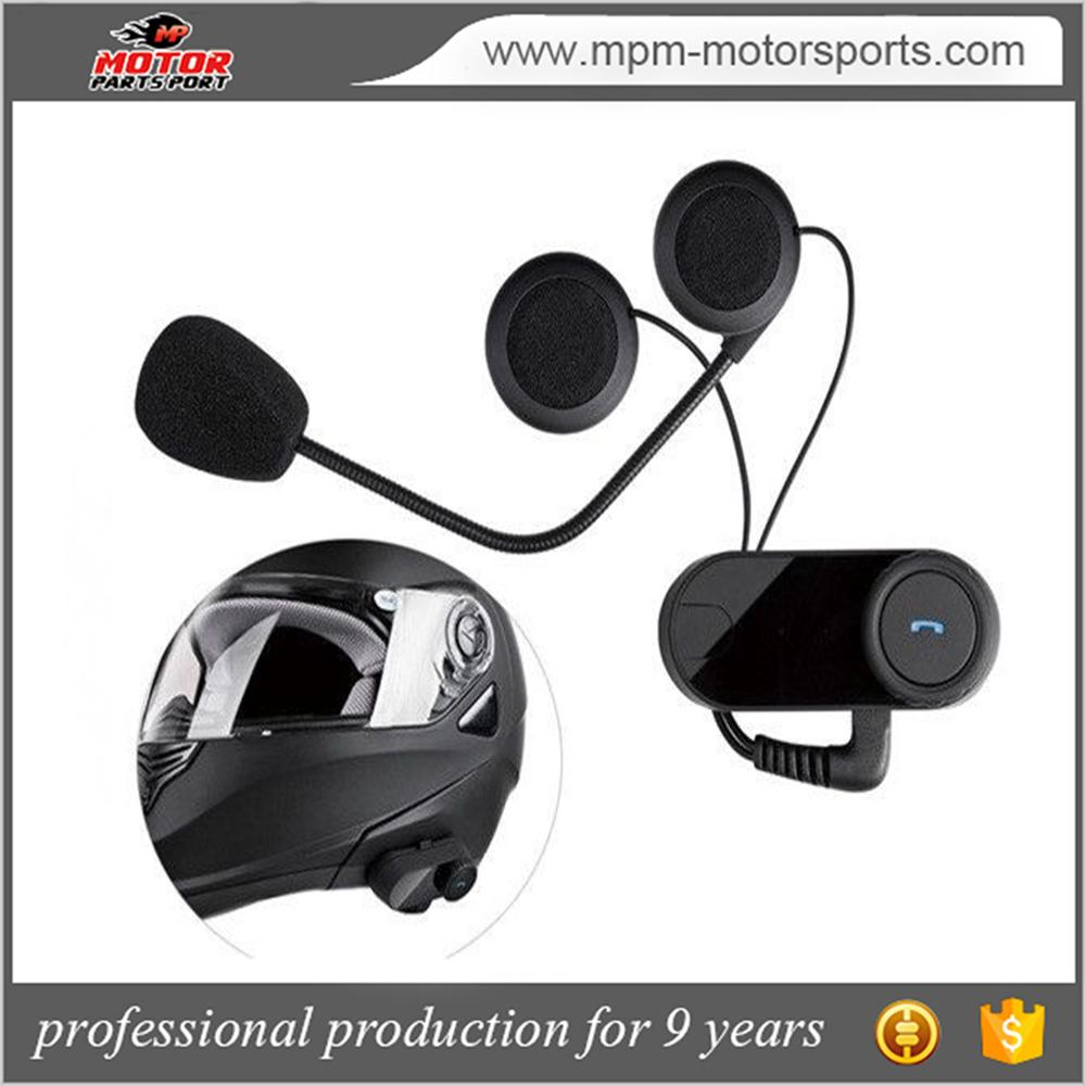 OEM Motorcycles Full Face helmet with bluetooth headset