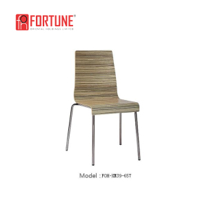Modern wood top designer fine dining restaurant chairs china exporting