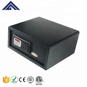 2018 hotel smart metal mini security electronic password safe box