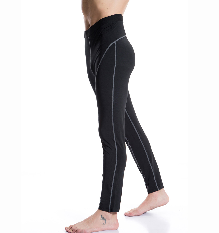 OEM/ODM Mens Fashion Fitness Leggings Compressie Panty Lange Broek
