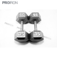 Weight Lifting Cast Iron Hex Dumbbell,Dumbbell Weight Set Prices ...