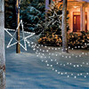 New LED Shooting Star Light Set Christmas Holiday Outdoor Yard Art Decoration Cometary shape Solar string lighting