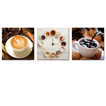 Still Life Coffee Canvas Wall Art Coffee Poster For Cafe House Food Picture  Printing Home Wall