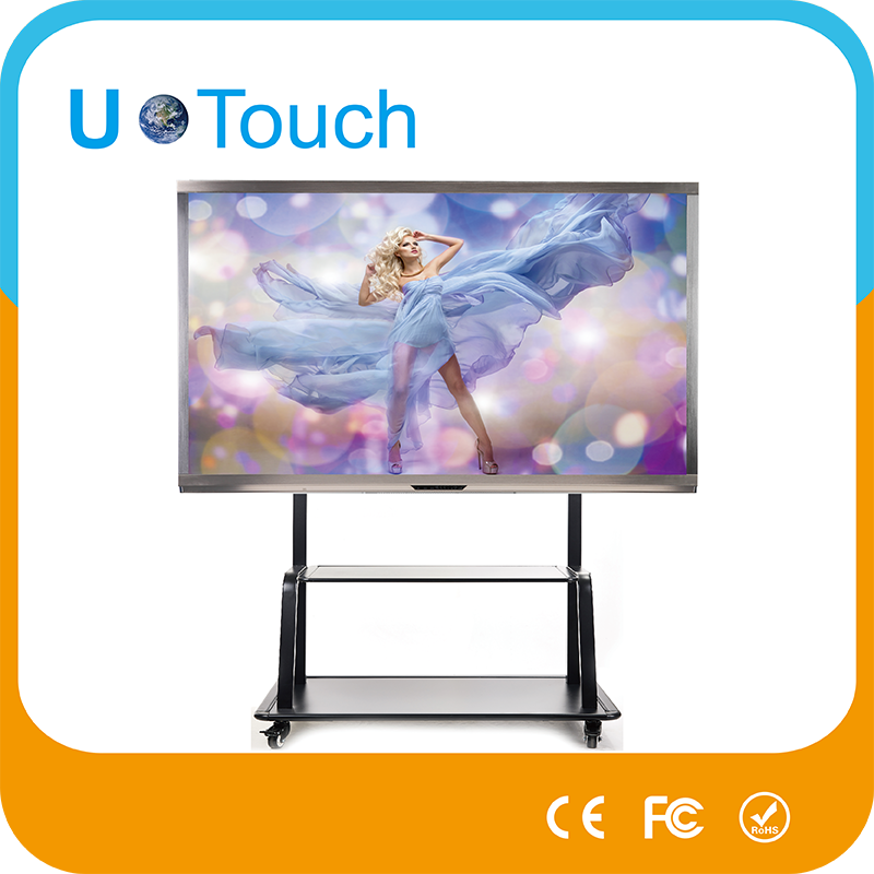 65 inch cheap touch screen panel lcd monitor all in one barebone pc