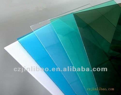 4mm l mina de pl stico de 4mm de l mina de pet tereftalato - Laminas de plastico transparente ...