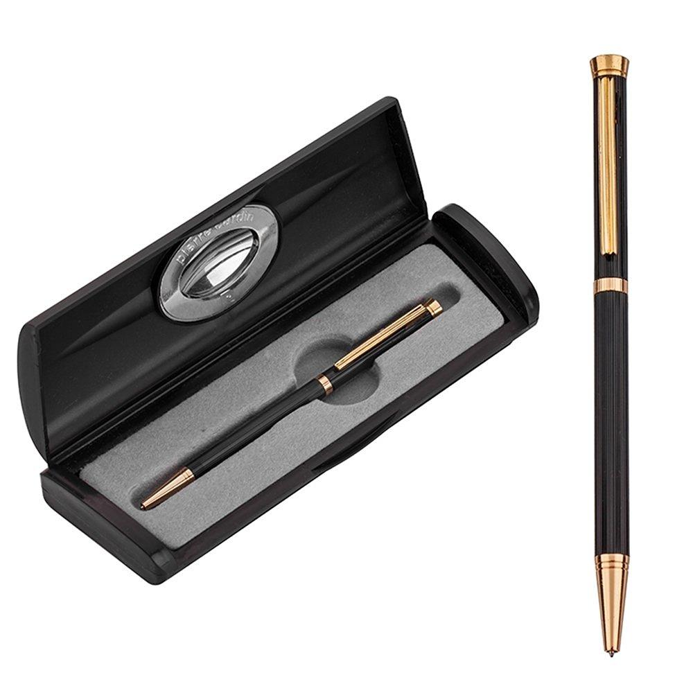 Pierre Cardin Senate Black Finish Pen FL004