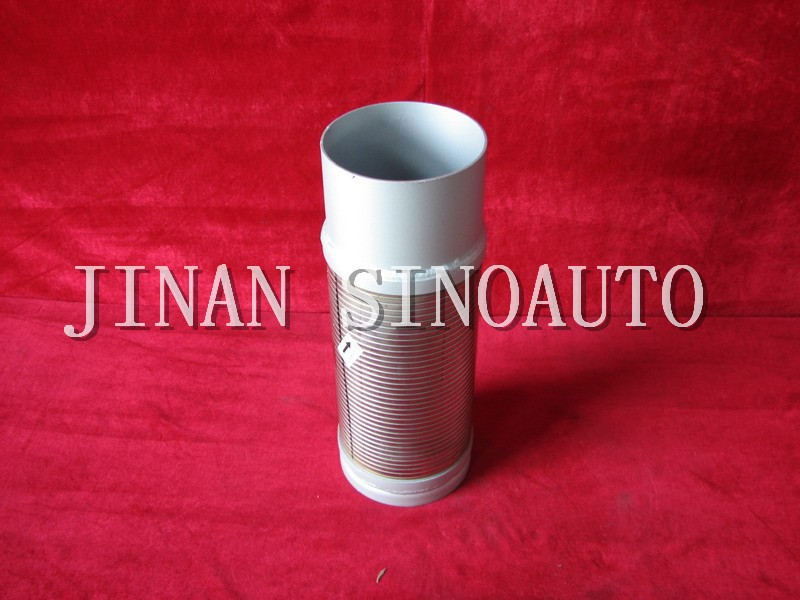 SINO truck parts HOWO flexible hose WG9719540021