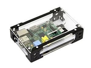 Seeedstudio Skeleton box for Raspberry Pi