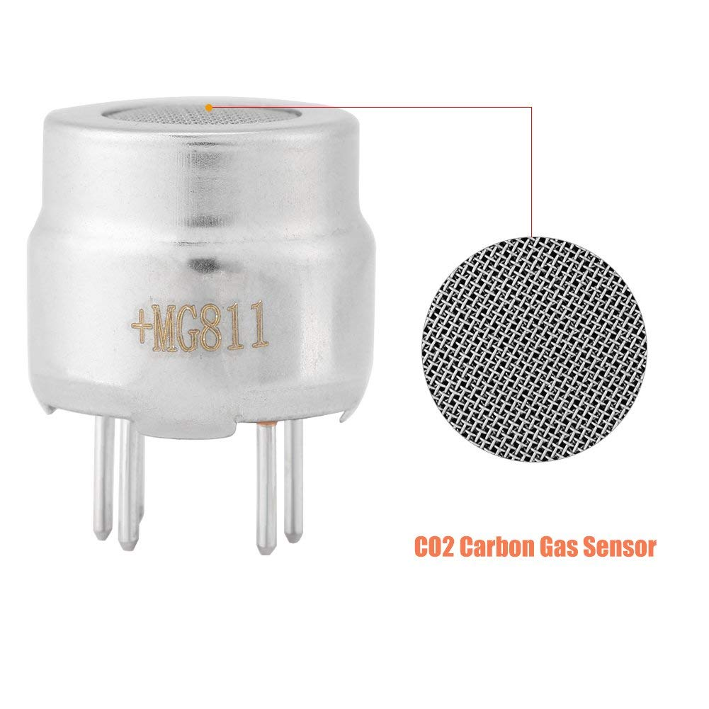 Air Conditioner Parts Co2 Sensor Transducer Carbon Dioxide Sensor For Monitoring Concentration Of Agricultural Greenhouse Rs485 Modbus Home Appliance Parts
