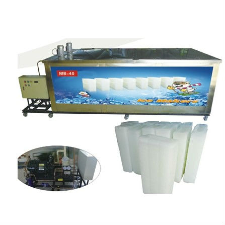 factory price block ice machine(big ice maker)