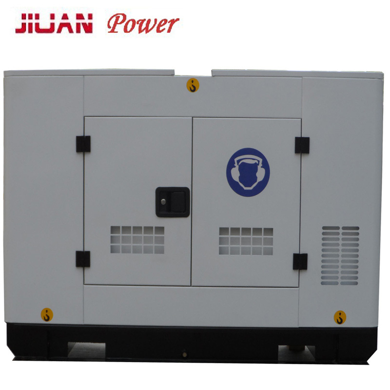 Silent 25kva Three Phase Diesel Generator Wiring Diagram