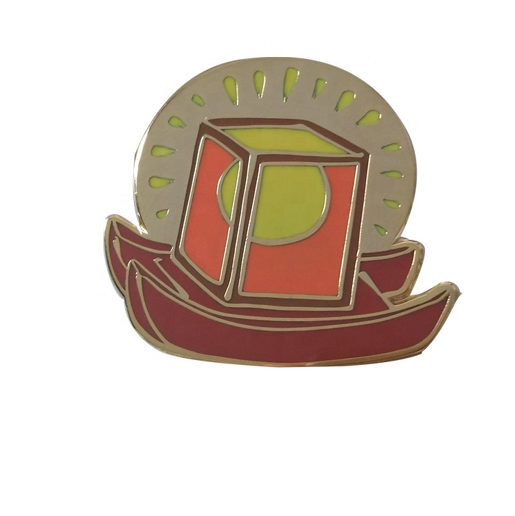<strong>Custom</strong> <strong>metal</strong> soft enamel pin <strong>badge</strong> and magnetic lapel pin