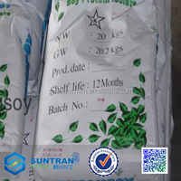 Organic Hydrolyzed halal/ISO /HACCP Soy Protein isolate Powder in food additives