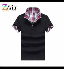 unisex Polo T-shirt/custom wholesale shirt in china/2015 Hot new T-shirt