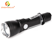 Promotion Aluminum alloy 5 Mode Light Tactical Rechargeable Tactical Led Flashlight