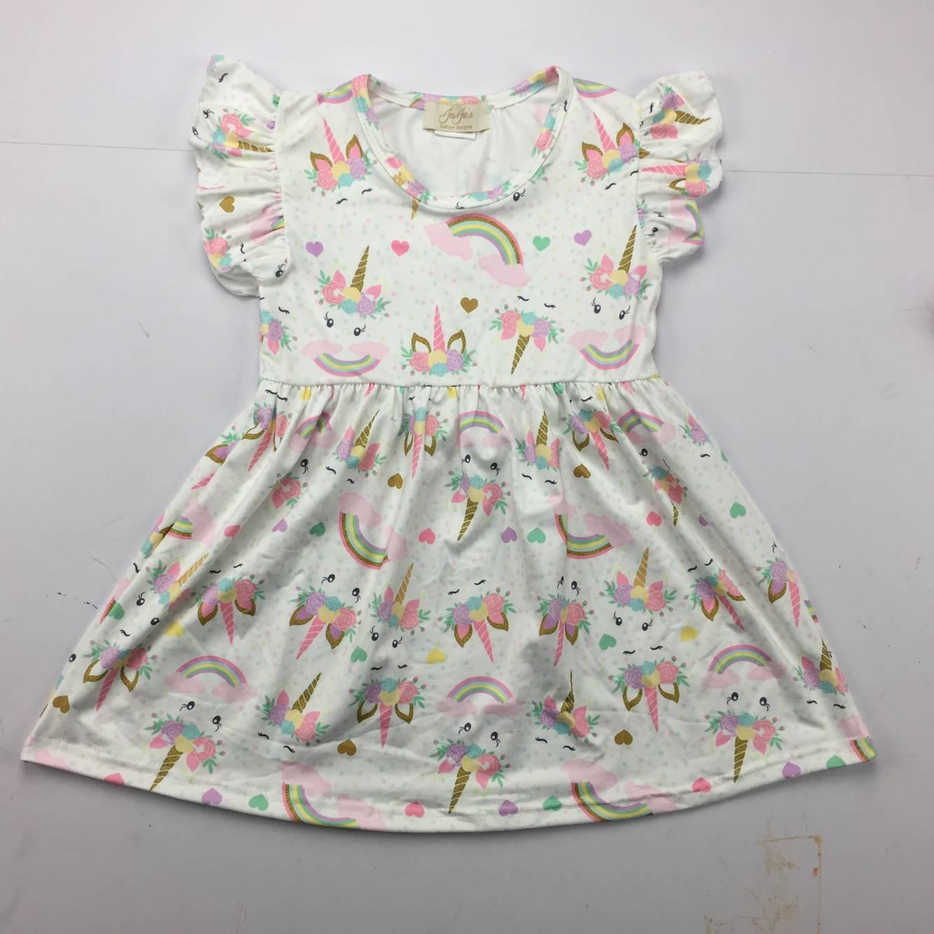 Baby-parteikleid Kinder Kleider Designs Mädchen Kleid Namen Mit ...