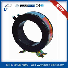 Indoor RCT-90 500/5A bar type 660v current transformer
