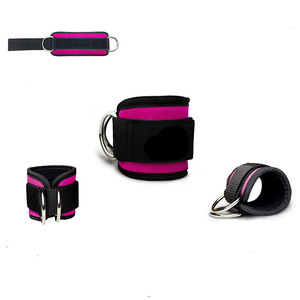 Neoprene Ankle Belt Ankle Cuffs For Cable Machine