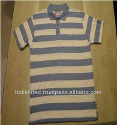 Fancy Two Color Polo Shirt