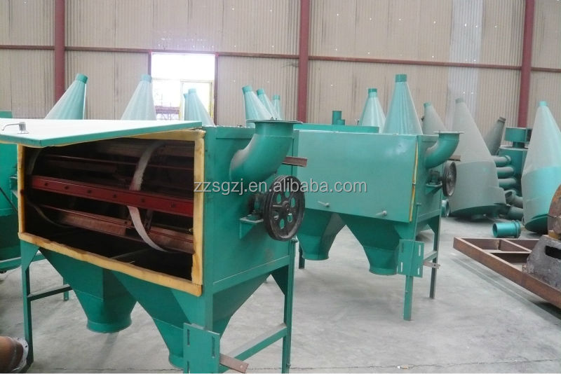 Zhengzhou high quality wood powder machine