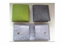 fabric grow bags/clear plastic mini box packaging/animal print handbag