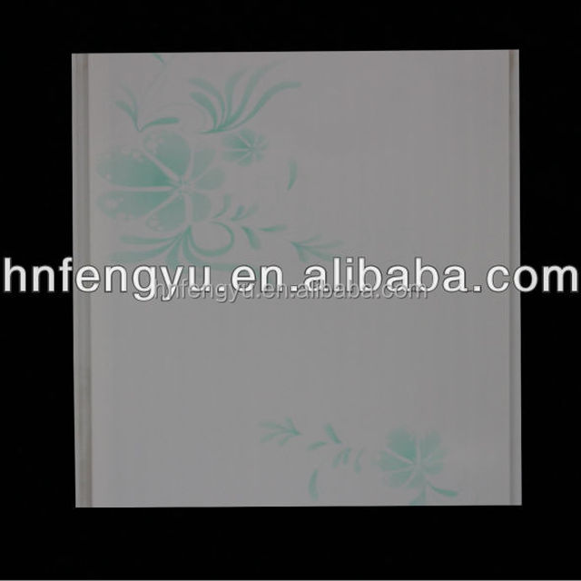 Bathroom Heat Insulation PVC Ceiling Tiles In China