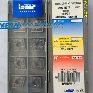 Original Iscar cutting tools carbide inserts CNMG/DNMG/VNMG/TNMG/WNMG for turning holder