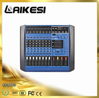 12-channel GM12 audio power mixer for sound system