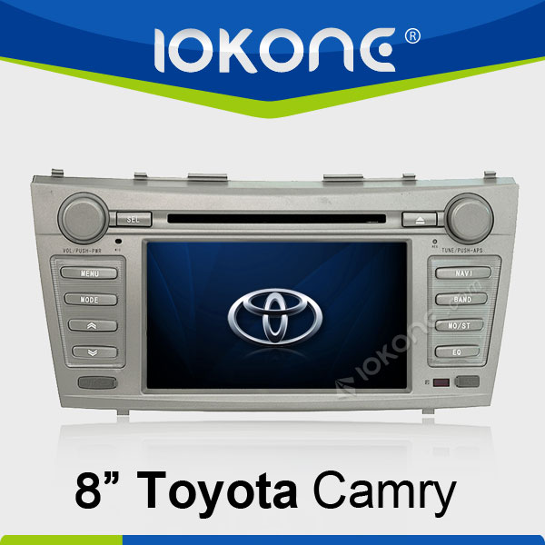 2 Din In Dash GPS <strong>Car</strong> Navigator for <strong>Toyota</strong> Camry (2008-2011)