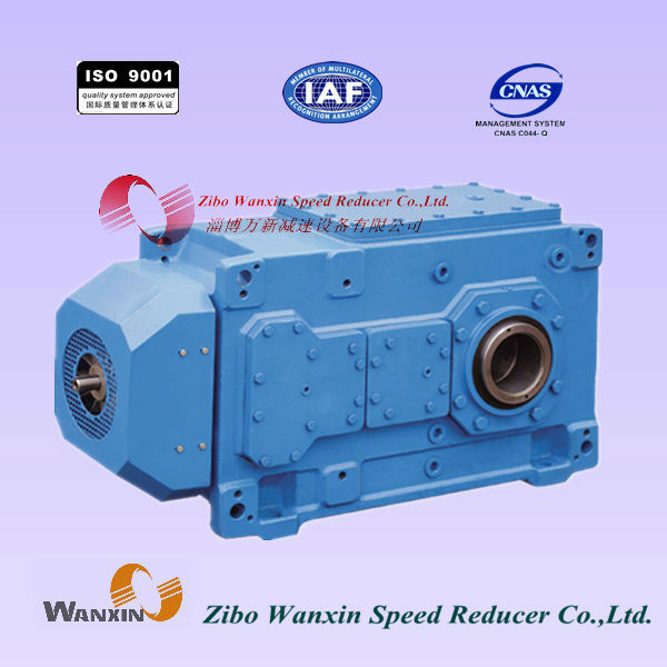 B series bevel helical marine transmission gearbox