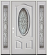 Used exterior french doors for sale simple gate design glass fiber exterior grp doors