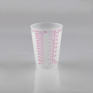 9OZ Medical Grade Material PP Measuring Cup for medicine