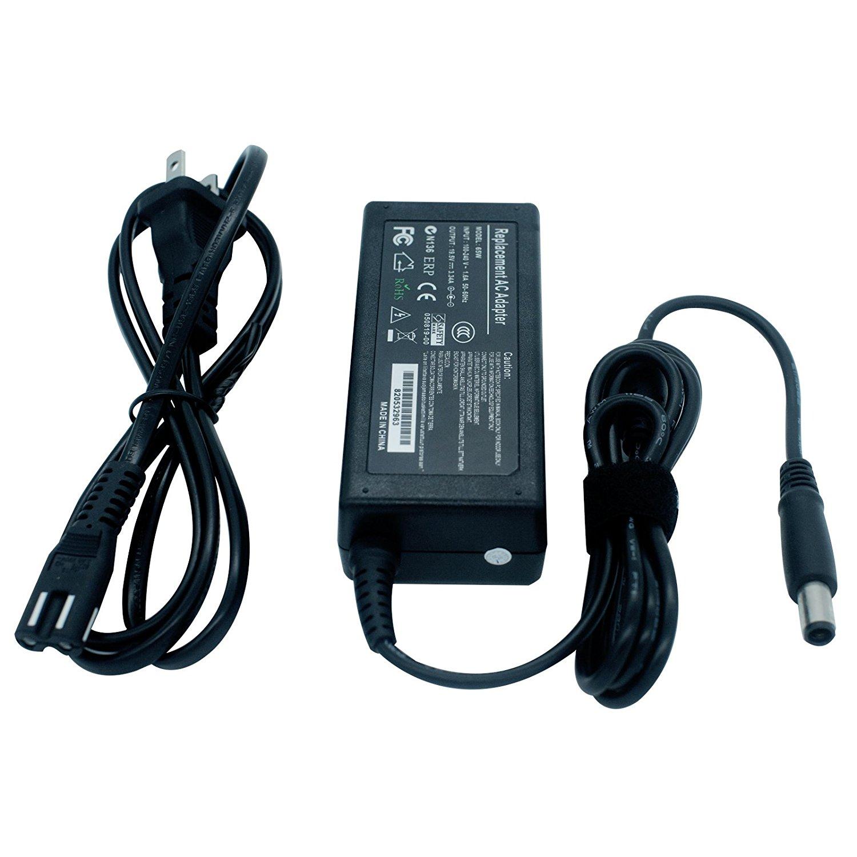 Rosefray 19.5V 3.34A 65W AC Power Supply For Dell PA-12, NX061, XK850, YR733,310-9249;DELL XPS M1330,Dell Inspiron Notebooks,15(3520),14(1464),Latitude E4200,Precision M20,16(1640),16(1645)