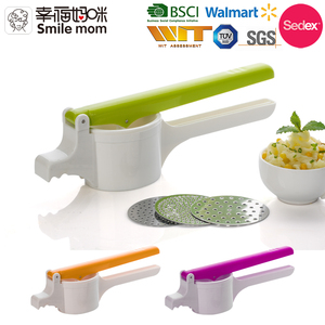 C390 Garlic Press Mincer Potato Ricer Potato Masher