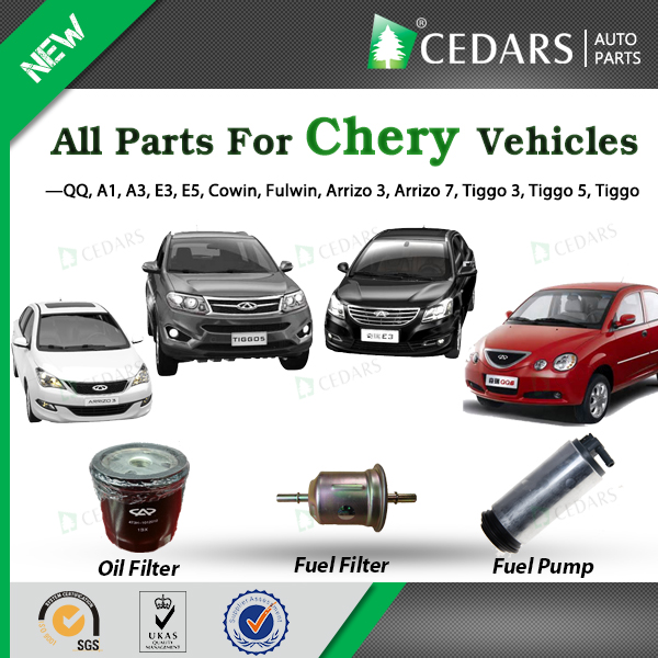 Chery Car Parts